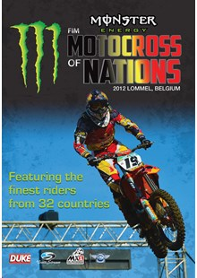 Motocross of Nations 2012 DVD