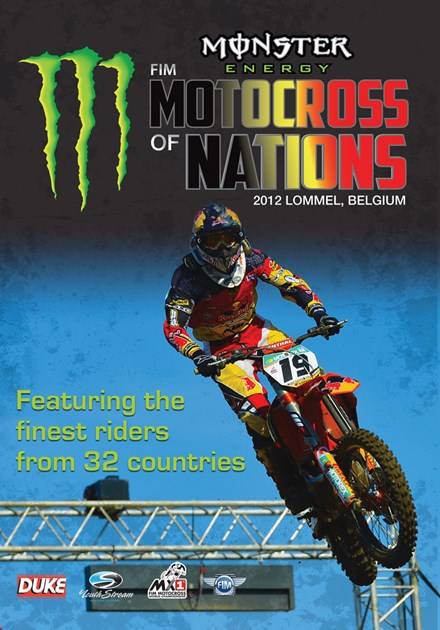 Motocross of Nations 2012 DVD