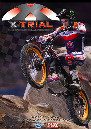 World X Trials Review 2012 DVD - click to enlarge