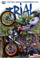 World Outdoor Trials Review 2012  DVD