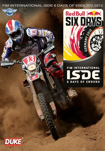 International Six Day Enduro 2012 NTSC DVD - click to enlarge
