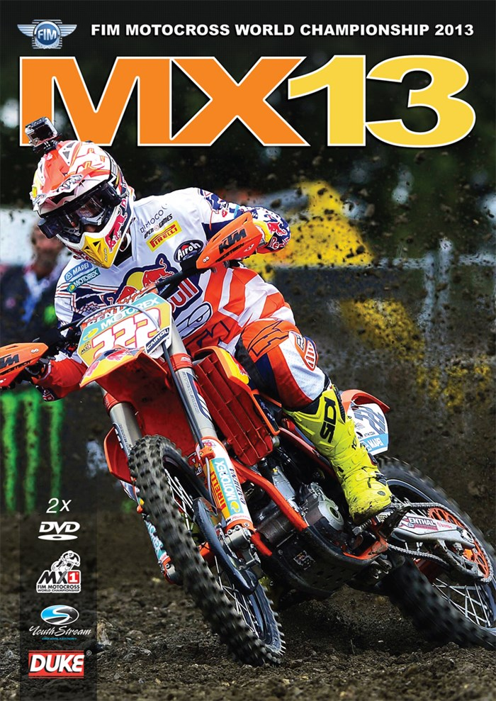 World Motocross Review 2013 (2 Disc) DVD
