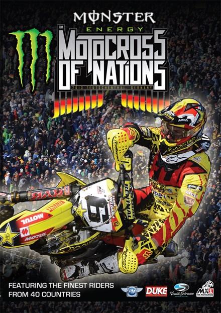Motocross of Nations 2013  DVD