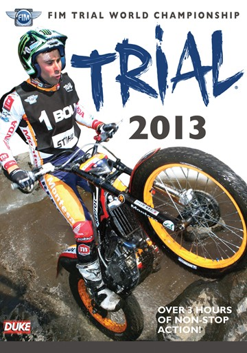 World Outdoor Trials Review 2013 DVD - click to enlarge