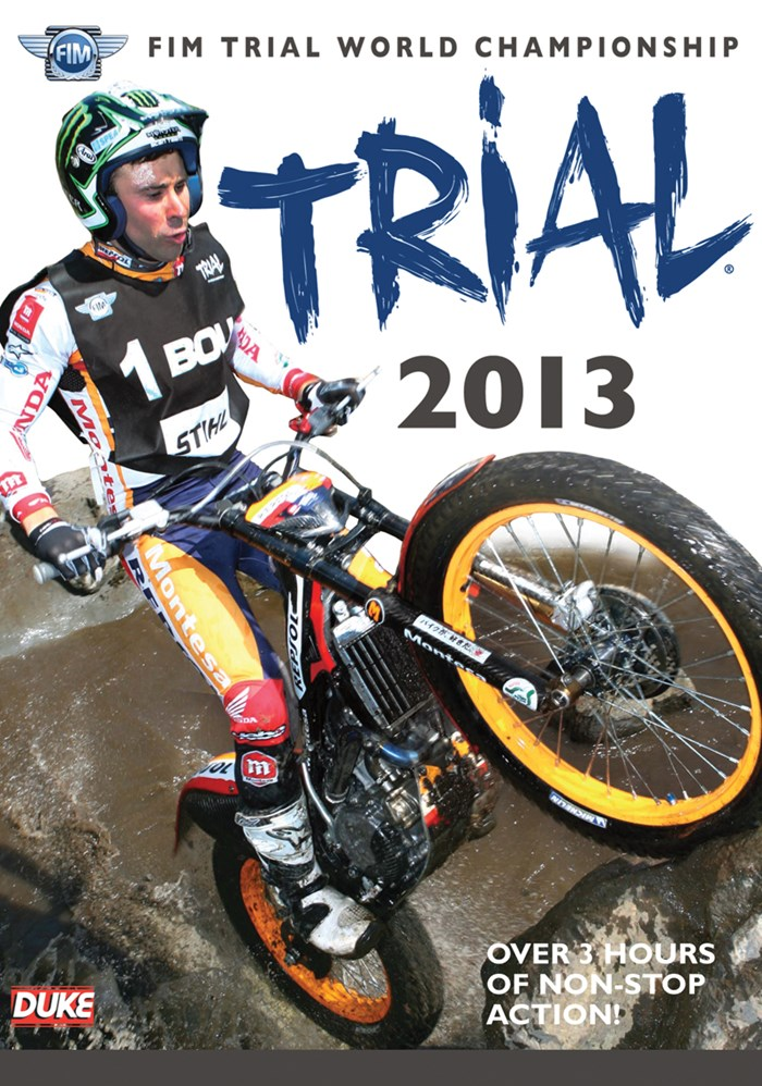 World Outdoor Trials Review 2013 DVD