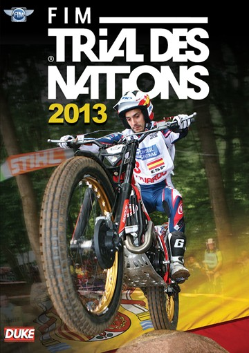 Trials Des Nations 2013 DVD - click to enlarge
