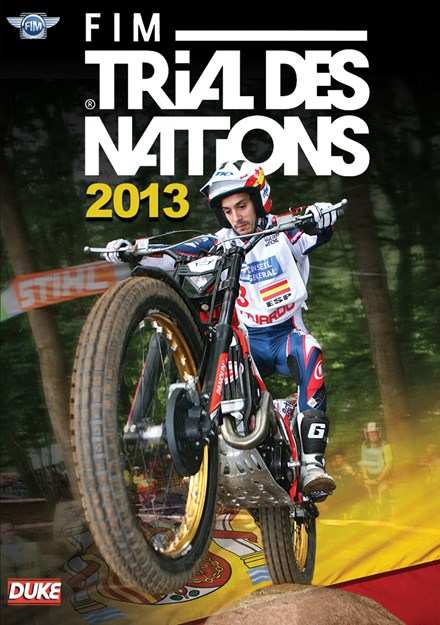 Trials Des Nations 2013 DVD
