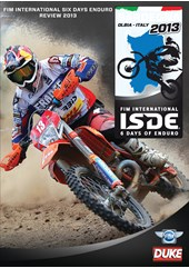 International Six Day Enduro 2013 DVD