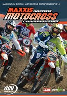 British Motocross Championship Review 2014 DVD