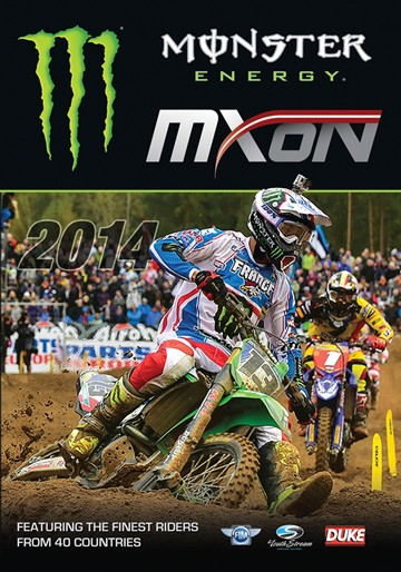 Motocross of Nations 2014 DVD - click to enlarge