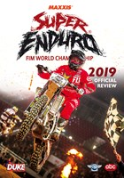 Maxxis FIM SuperEnduro World Championship 2019 Review DVD