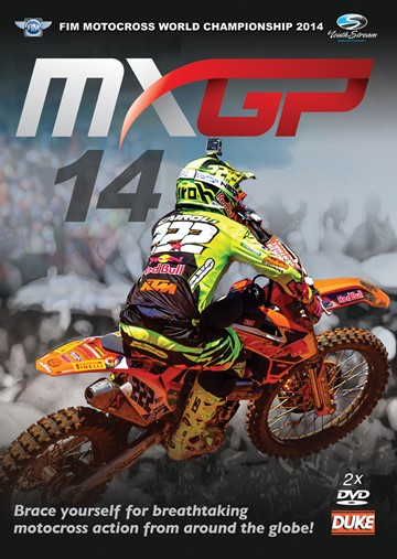 World Motocross 2014 Review (2 Disc) DVD - click to enlarge