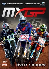 World Motocross 2015 Review ( 2 Disc) DVD