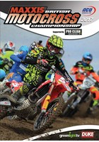 British Motocross Championship 2017 Review DVD