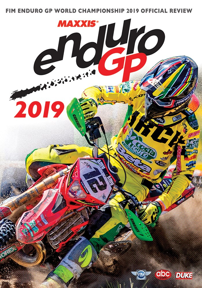 World Enduro Championship 2019 Review DVD