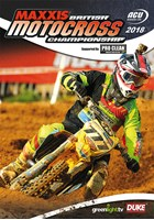 British Motocross Championship 2018 Review DVD