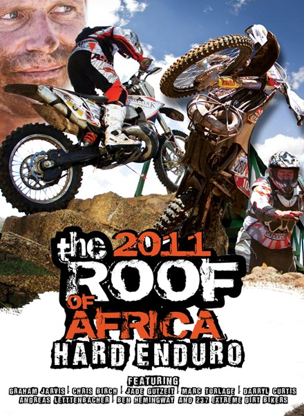Roof of Africa 2011 DVD