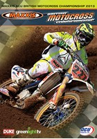 British Motocross Championship Review 2013 DVD