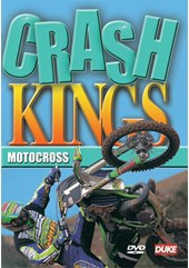 Crash Kings of Motocross DVD NTSC