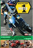 Moto1 2005 DVD