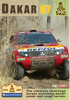 Dakar Rally 2007 DVD