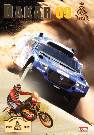 Dakar Rally (Argentina - Chile) 2009 DVD