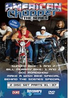 American Chopper Series 5 parts 31-37 (2 disc set)