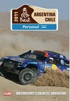 Dakar Rally 2011 DVD