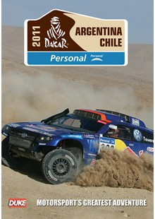 Dakar Rally 2011 DVD