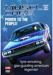 American Muscle Cars DVD