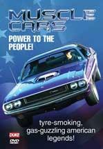 American Muscle Cars DVD NTSC