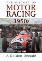 The History of Motor Racing 1950s - A Golden Decade DVD