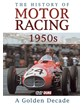 History of Motor Racing in 1950s NTSC DVD