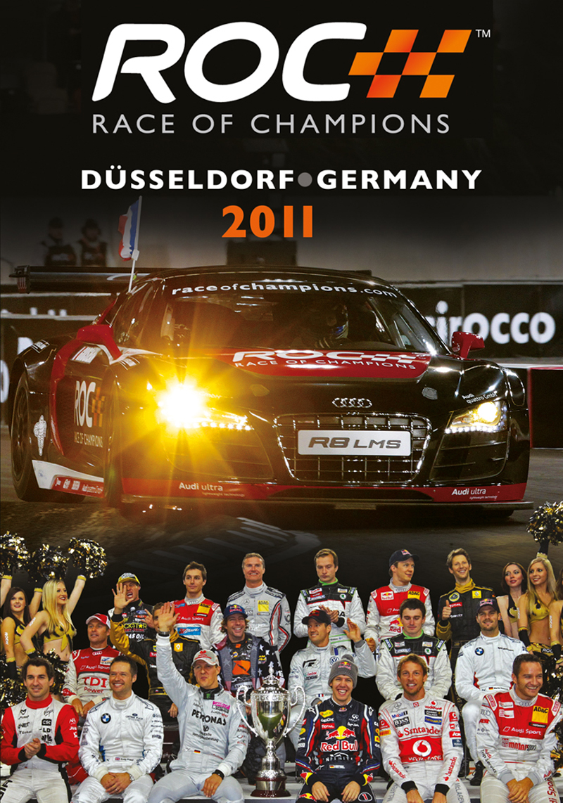 race of champions 2011 dvd duke video. Black Bedroom Furniture Sets. Home Design Ideas