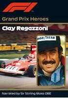 Clay Regazzoni Grand Prix Hero DVD