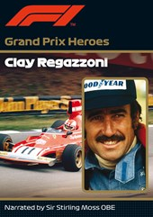 Clay Regazzoni Grand Prix Hero NTSC DVD
