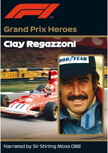 Clay Regazzoni Grand Prix Hero NTSC DVD