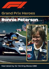 Ronnie Peterson Grand Prix Hero  DVD