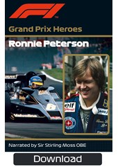Ronnie Peterson Grand Prix Hero Download