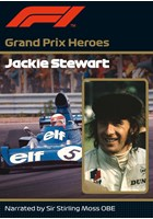 Jackie Stewart Grand Prix Hero DVD