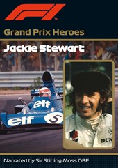 Jackie Stewart Grand Prix Hero DVD