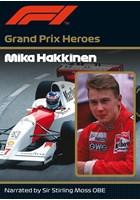 Mika Hakkinen Grand Prix Hero DVD