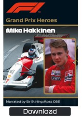 Mika Hakkinen Grand Prix Hero Download