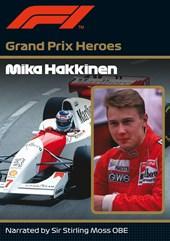 Mika Hakkinen Grand Prix Hero NTSC DVD