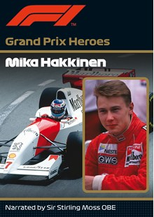 Mika Hakkinen Grand Prix Hero NTSC DVD