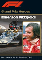 Emerson Fittipaldi Grand Prix Hero NTSC DVD
