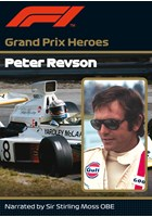 Peter Revson Grand Prix Hero  DVD