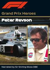 Peter Revson Grand Prix Hero  DVD