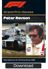Peter Revson Grand Prix Hero Download