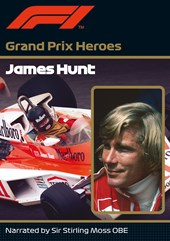 James Hunt Grand Prix Hero NTSC  DVD